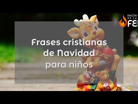 Frases cristianas de navidad para ni os mensajes - Felicitaciones de navidad originales para ninos ...