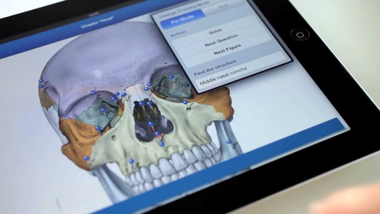 Sobotta Anatomy Atlas for iPad™ - YouTube