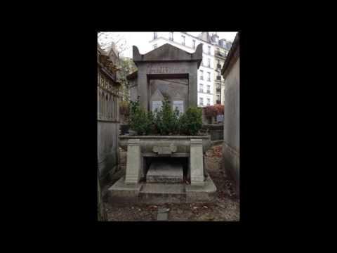 Montmartre Cemetery/Cimetière de Montmartre (Paris)
