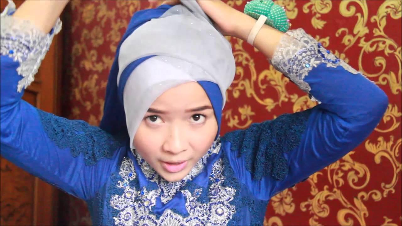 Tutorial Hijab Wisuda 2016 Mutia Yulita YouTube
