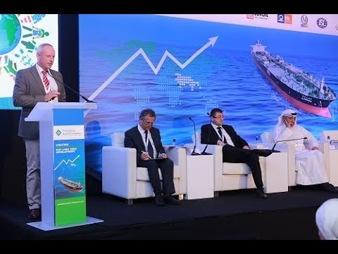TMS Tanker Conference 2017, Philip Tinsley, Maritime Security Manager, BIMCO