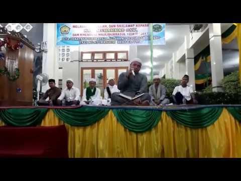Ustaz darwin hasibuan sbg qori maulid 1438H - 2017