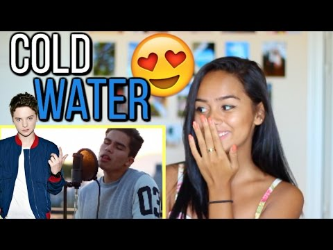 Alex Aiono and Conor Maynard - Cold Water Cover REACTION