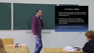 Введение в финансовую инженерию. Лекция 12 (Ашот Джаракян)