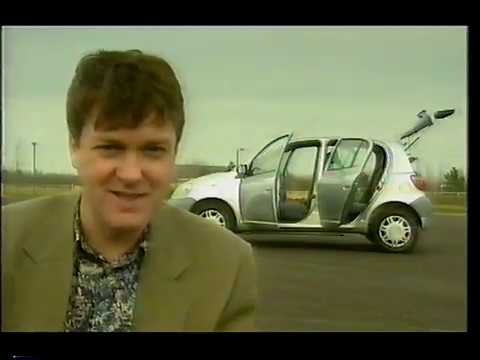 Old Top Gear 1999 - Toyota Yaris vs Rivals