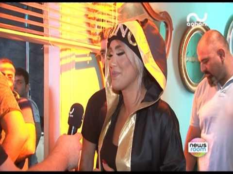 مايا دياب و جو بو عيد بخبرونا عن فيديو كليب مايا الجديد