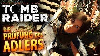 Shadow of the Tomb Raider #017 | Die Prüfung des Adlers | Gameplay German Deutsch thumbnail