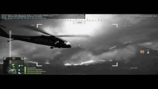 BFBC2 - Long Range Heli Shooting