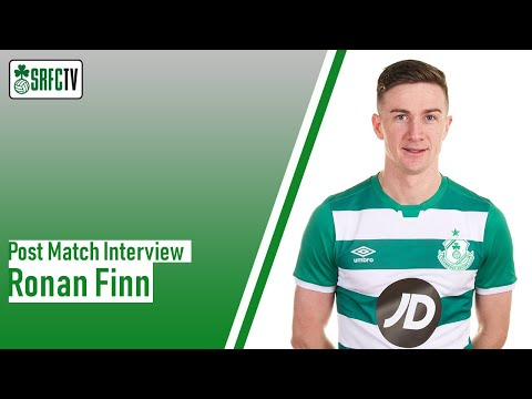 Ronan Finn | Post Match Interview v Sligo | 2 October 2020