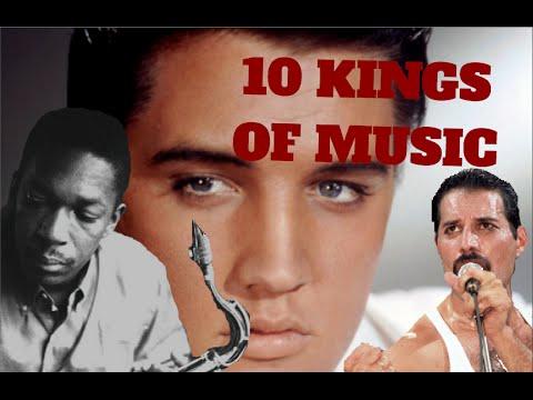 Top 10 Kings of Music