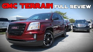 2017 GMC Terrain: Full Review | SL, SLE-1, SLE-2, SLT, Nightfall & Denali