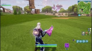 Galaxy Skin Now Complete - Pickaxe, Glider et Back Accessoire Get GiftEd (fr) Fortnite Fortnite