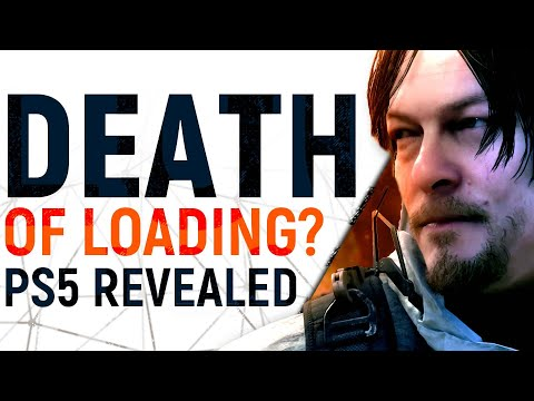 The Next DECADE Of Gaming | PS5 REVEALED: Specs, INSANE 0.8s Load Times & The Implication PC Gamers
