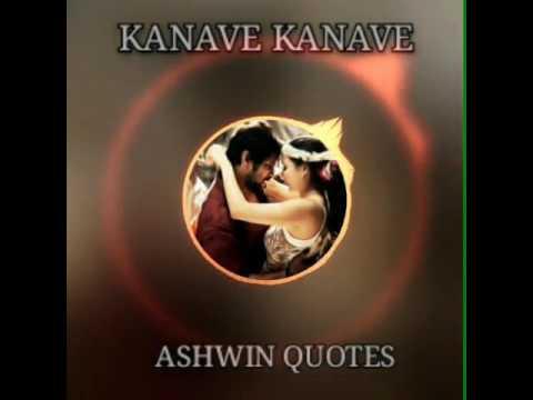 kanave kanave heart melting lyrics