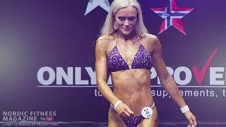 Bikini Fitness +170cm - Presentations, Comparisons and Prize Award Ceremony - IFBB PRO Nordic 2019