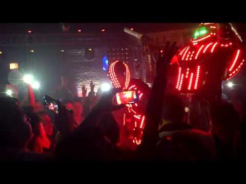 sonido condor show lend-gendary prime y rock en el volkan night club chicago IL sonifest