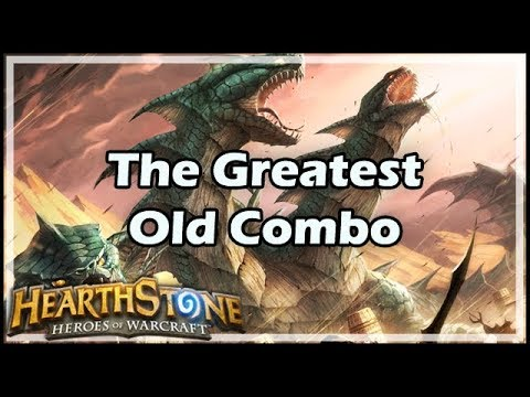[Hearthstone] The Greatest Old Combo