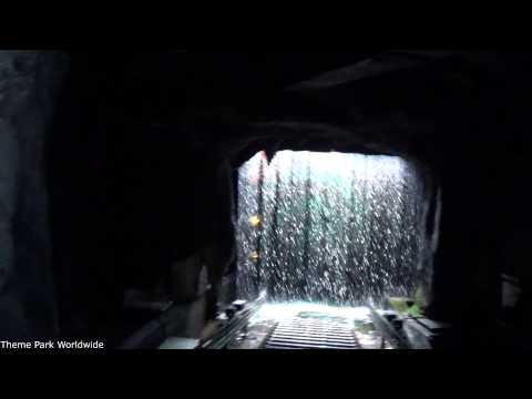 The Mine On Ride HD POV Tivoli Gardens