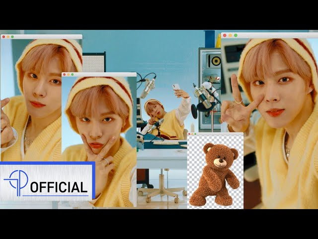 KIM WOO SEOK (김우석) 'Sugar' MV