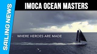 Clip IMOCA Ocean Masters