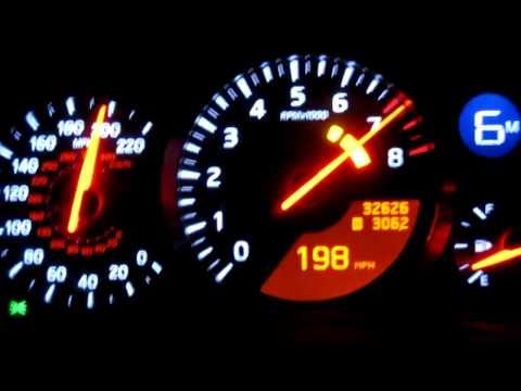 Nissan R35 GTR 60-202mph On The Autobahn