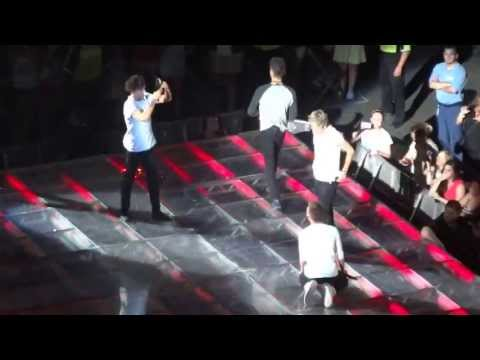 Teenage Kicks - One Direction July 10 2013 Toronto