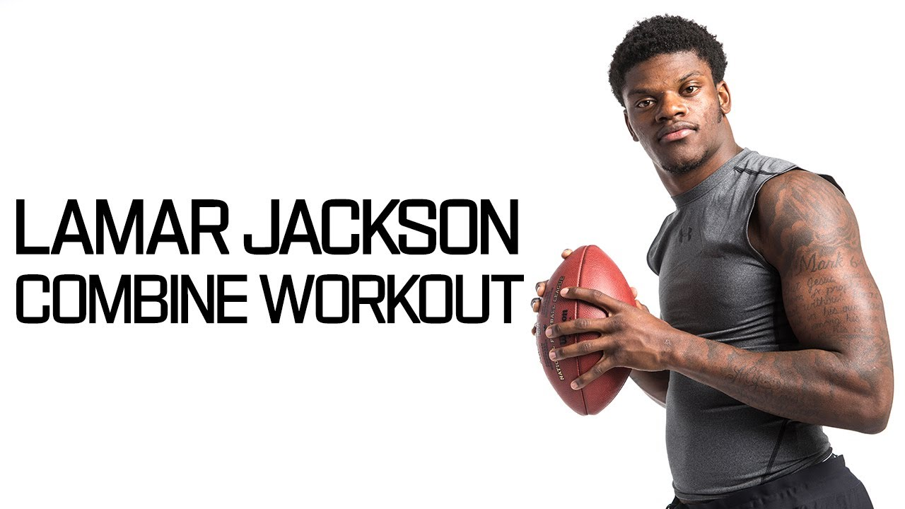 Every Lamar Jackson Throw During Workout!   NFL Combine Highlights