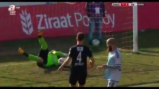 Amed Sportif: 3 - Fenerbahçe: 3  Maçın Özeti Türkiye Kupası 09 02 2016