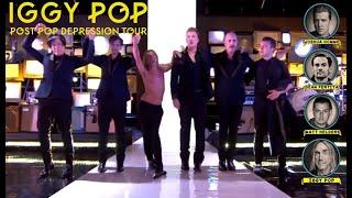 Iggy Pop - The Last Nightclubbing in Paris (live 2016) HD