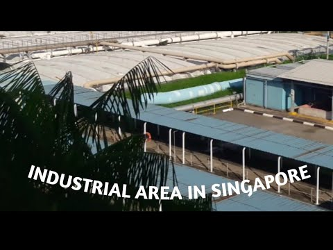 #AB Social Medial And Travles#Singapore industrial area#so beautiful