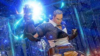 Tales of Arise - Phantom Zephyr Boss Fight (Level 100 Secret Boss)