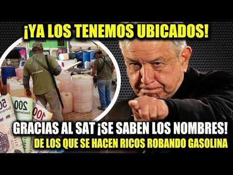 AMLO ¡UBICA EL DINERO DE LOS HUACHICOLEROS! ASÍ LOS METERÁ A LA CÁRCEL