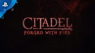 Citadel: Forged With Fire - Available October 11 | PS4