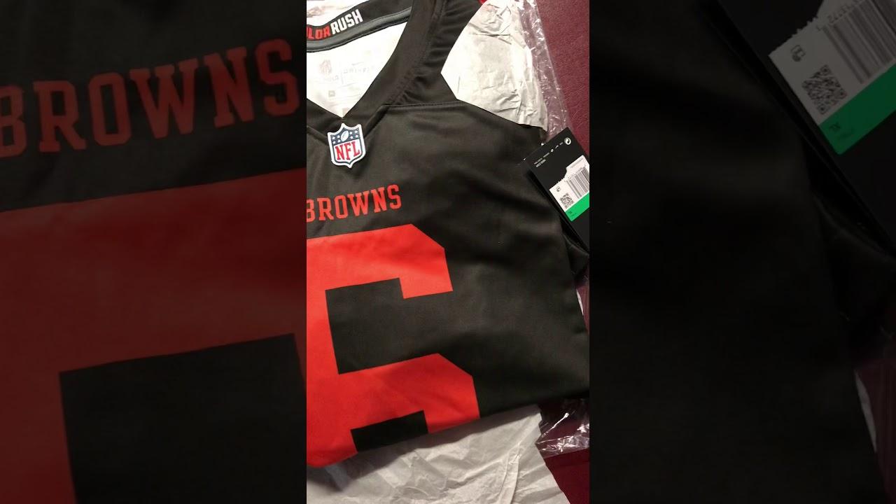 new products de347 c4a3e Color Rush Legend NFL Jersey Review