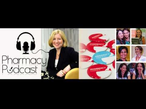 Women in Pharmacy - Pharmacy Podcast Episode 417