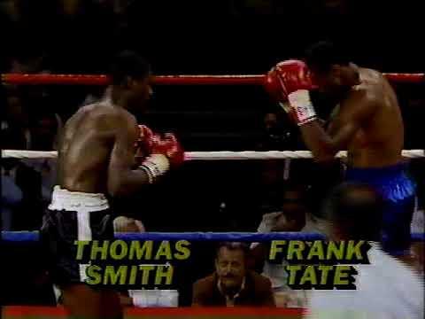 Frank Tate vs Thomas Smith