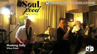 SOUL FOOD - Black Sound - Live Session
