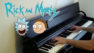 RICK AND MORTY - Piano Medley