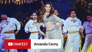 Amanda Cerny @ YouTube FanFest Mumbai 2019