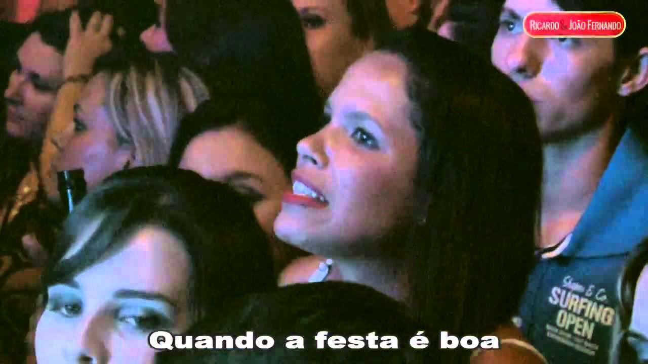 Ricardo E Joao Fernando So Papai Videoclipe Oficial