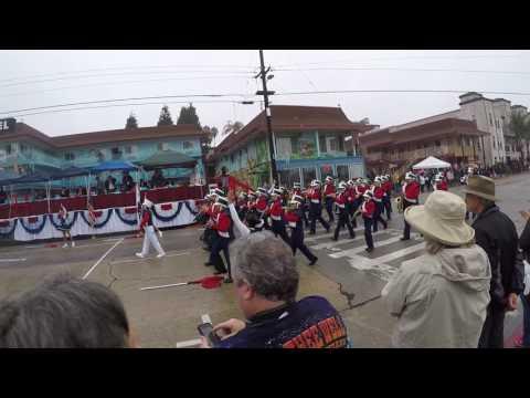 Hogan Middle School: Santa Cruz Band Review 2016