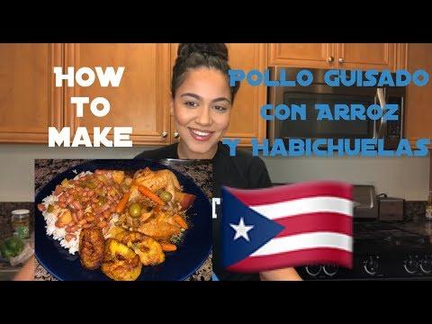 How To Make Pollo Guisado