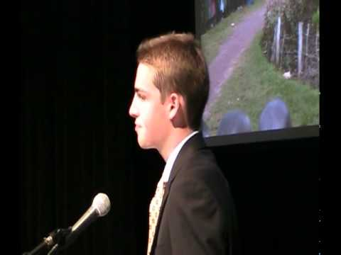 Top Senior Project Presentation (LBS 2011)