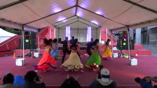 Indian Music and Dance festival 2013  - NB Dance performance