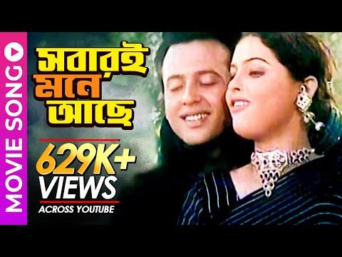 সবারই মনে আছে | Sobari Mone Ache | Bangla Music Video