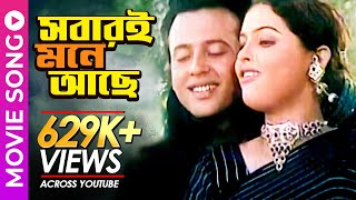 সবারই মনে আছে | Sobari Mone Ache | Bangla Music Video