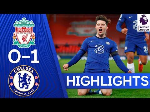 Liverpool 0-1 Chelsea | Mason Mount Strike Extends Unbeaten Run | Premier League Highlights