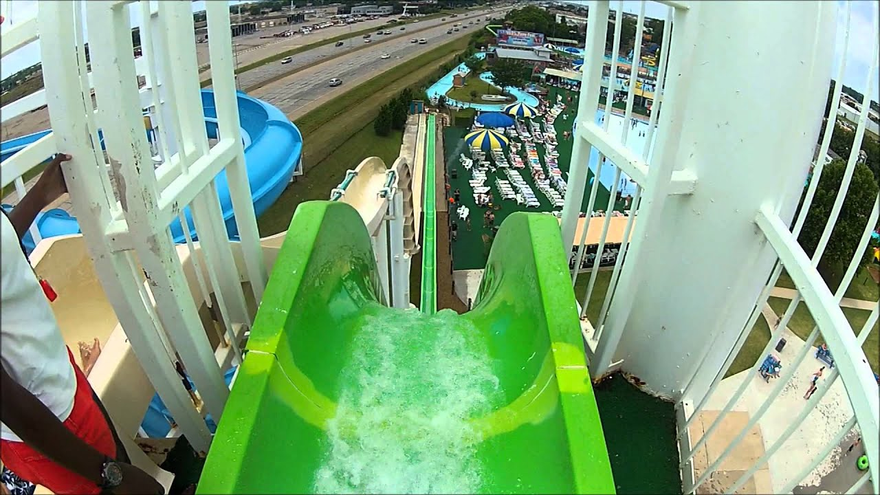 Gopro White Water Bay Okc