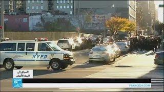 تأمين العملية الانتخابية الأمريكية تحد أمني للشرطة في نيويورك