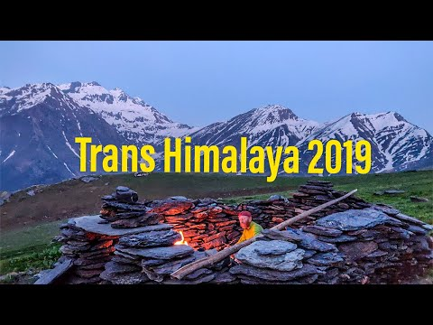 Trans Himalaya 2019 - Speed Hiking 120 Passes In 120 Days